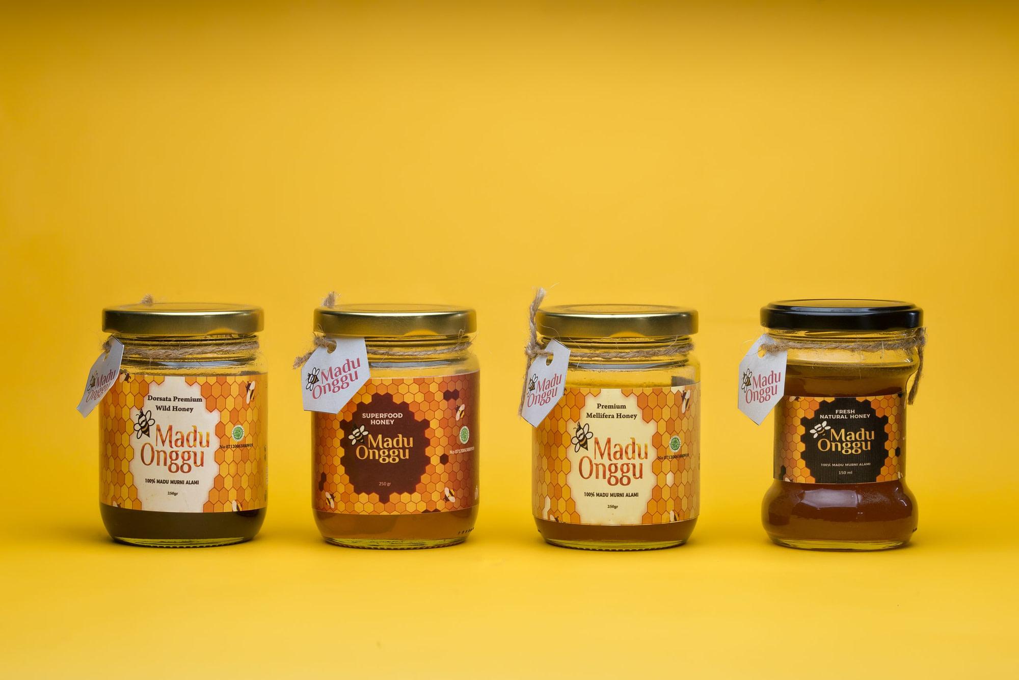 produk madu onggu tahun 2020