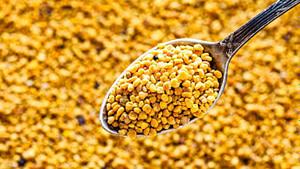 Bee pollen dari madu asli mengandung karbohidrat, protein, asam lemak, antioksidan, dan masih banyak lagi