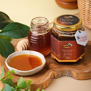 Trigona Raw Honey 180 gram