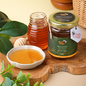 Mellifera Raw Honey 250 gram
